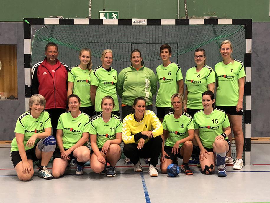 TSC Wellingsbüttel Handball 2 Damen