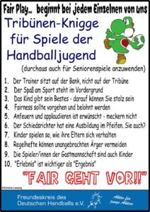 Handball-Knigge