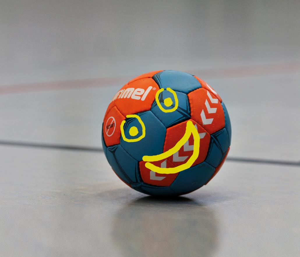 TSC Wellingsbüttel Handball Minis 2018