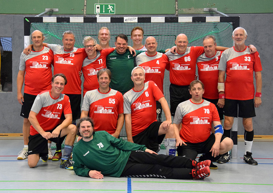 TSC Wellingsbüttel Handball Senioren 2018