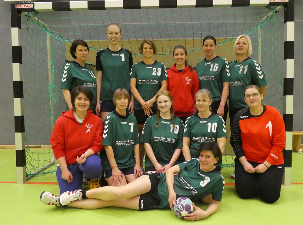 TSC Wellingsbüttel Handball 3 Damen 2019