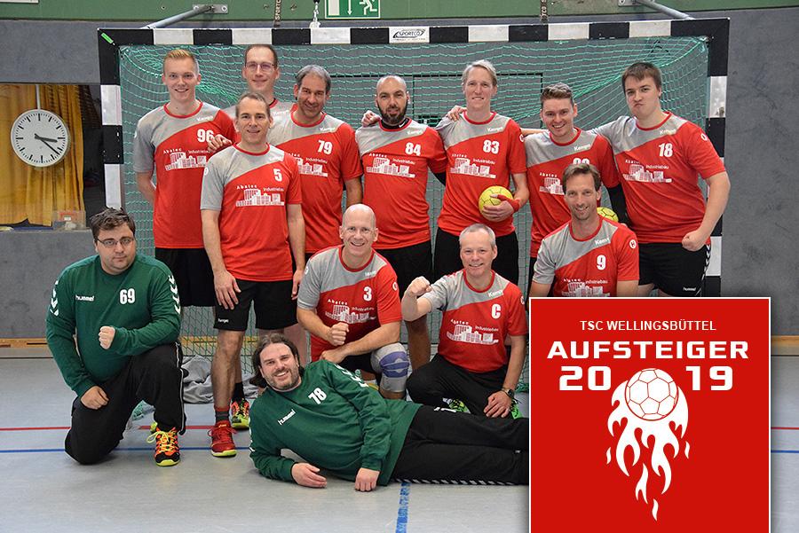 TSC Wellingsbüttel Handball Herren 2018 Aufsteiger.jpg